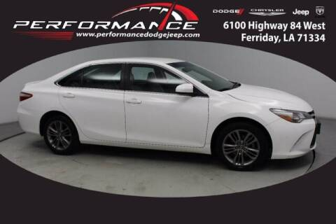 2017 Toyota Camry for sale at Auto Group South - Performance Dodge Chrysler Jeep in Ferriday LA