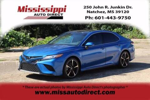 2019 Toyota Camry for sale at Auto Group South - Mississippi Auto Direct in Natchez MS