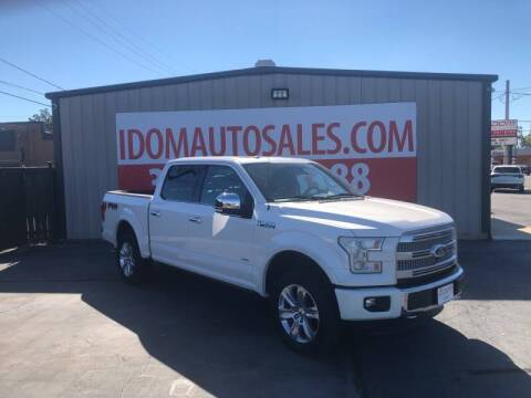 2015 Ford F-150 for sale at Auto Group South - Idom Auto Sales in Monroe LA