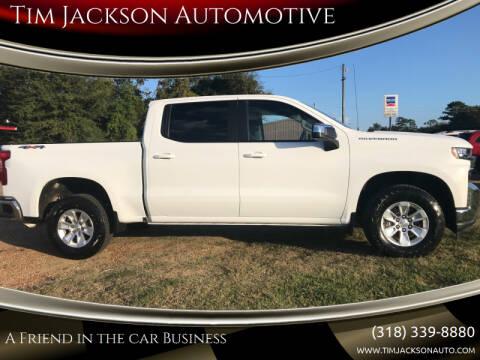 2019 Chevrolet Silverado 1500 for sale at Auto Group South - Tim Jackson Automotive in Jonesville LA