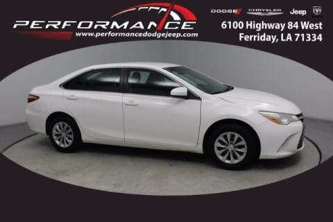 2015 Toyota Camry for sale at Auto Group South - Performance Dodge Chrysler Jeep in Ferriday LA