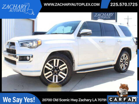 2015 Toyota 4Runner for sale at Auto Group South in Natchez MS