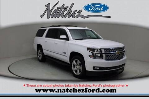 2018 Chevrolet Suburban for sale at Auto Group South - Natchez Ford Lincoln in Natchez MS