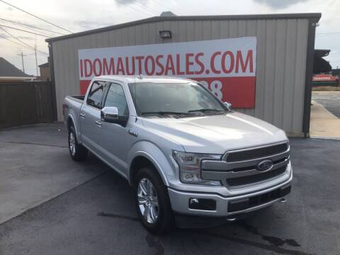 2019 Ford F-150 for sale at Auto Group South - Idom Auto Sales in Monroe LA