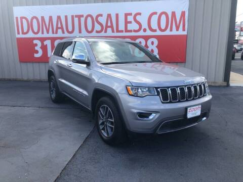 2019 Jeep Grand Cherokee for sale at Auto Group South - Idom Auto Sales in Monroe LA