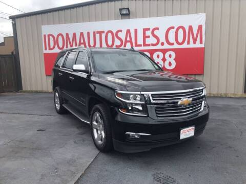 2017 Chevrolet Tahoe for sale at Auto Group South - Idom Auto Sales in Monroe LA
