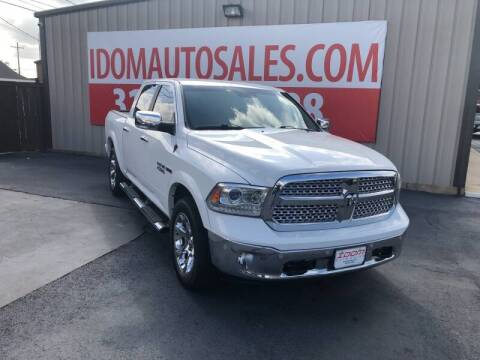 2016 RAM Ram Pickup 1500 for sale at Auto Group South - Idom Auto Sales in Monroe LA