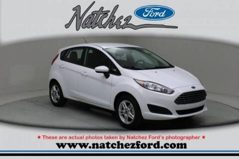 2019 Ford Fiesta for sale at Auto Group South - Natchez Ford Lincoln in Natchez MS