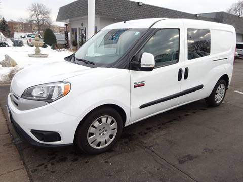2016 RAM ProMaster City Cargo Tradesman SLT for sale at BELLMOBILE SALES & LEASING in Hopkins MN