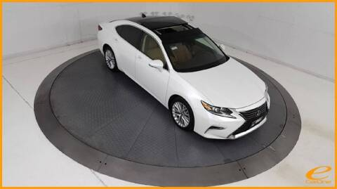 2017 Lexus ES 350 for sale at E-CARONE in Carrollton TX