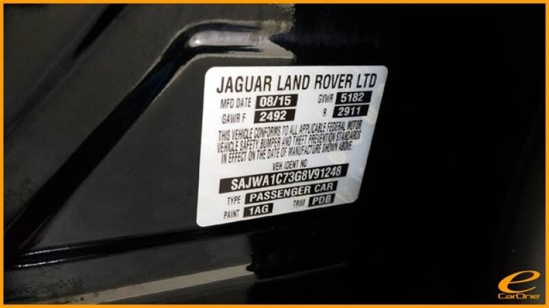 2016 Jaguar XJ R-Sport (image 66)