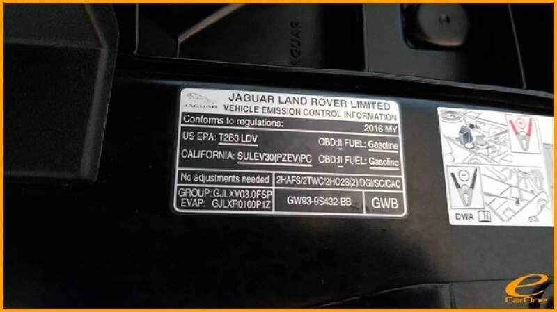 2016 Jaguar XJ R-Sport (image 65)