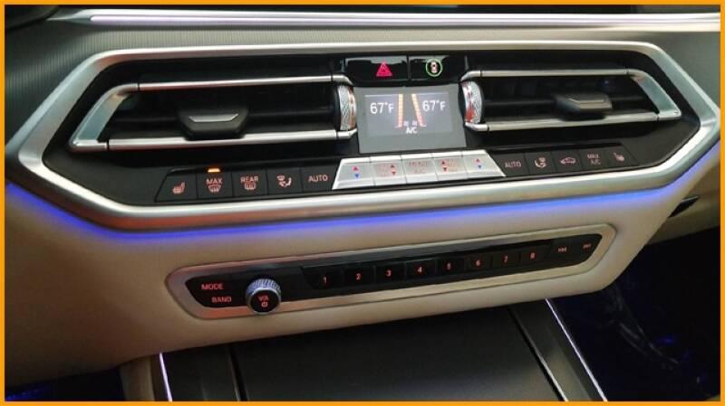 2019 BMW X5 xDrive40i (image 50)
