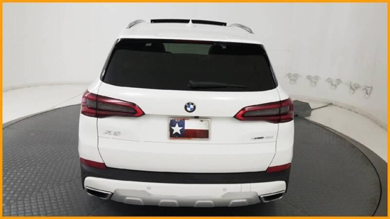 2019 BMW X5 xDrive40i (image 5)