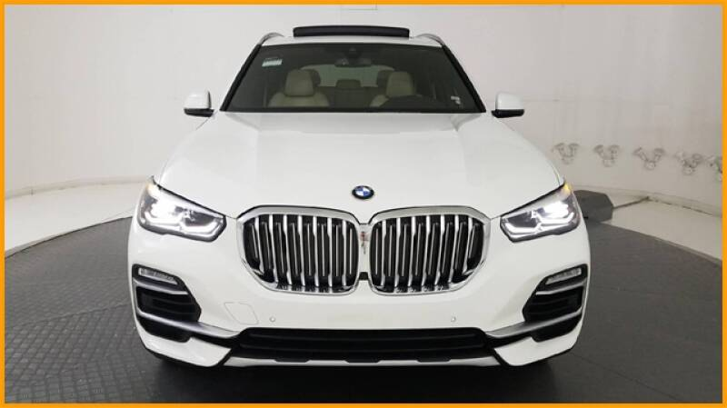2019 BMW X5 xDrive40i (image 13)