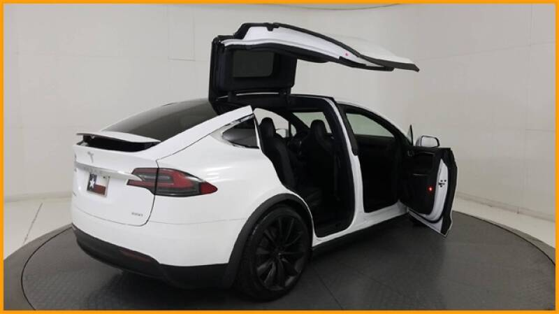 2018 Tesla Model X 100D (image 36)