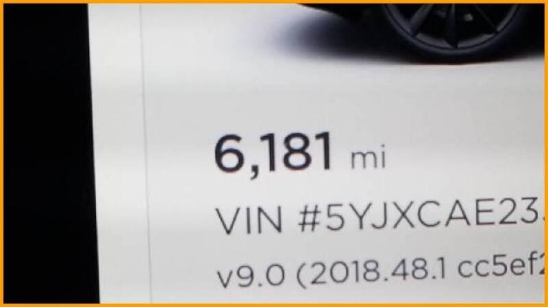 2018 Tesla Model X 100D (image 70)