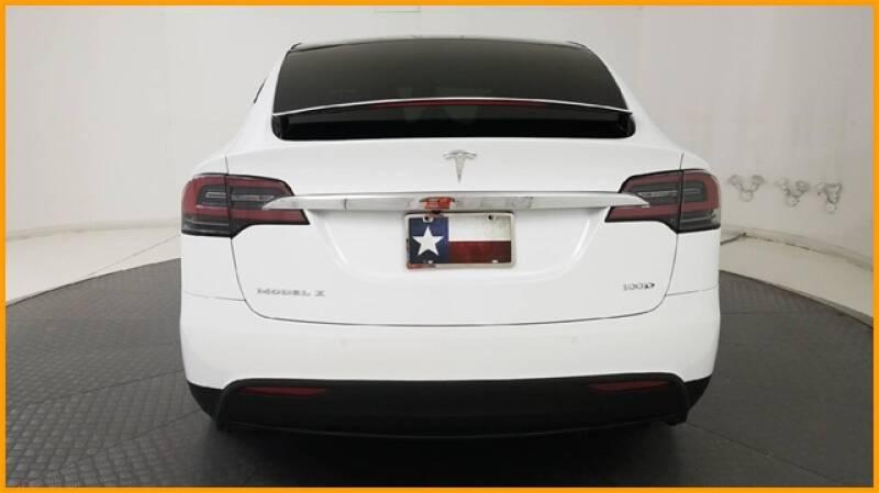 2018 Tesla Model X 100D (image 11)