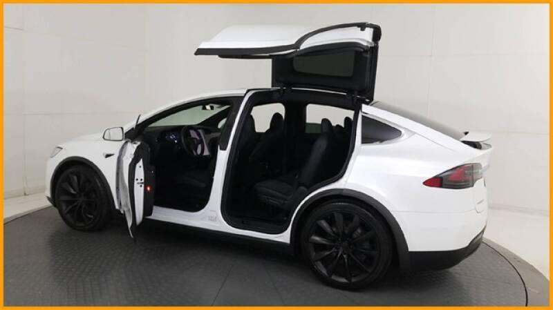 2018 Tesla Model X 100D (image 49)
