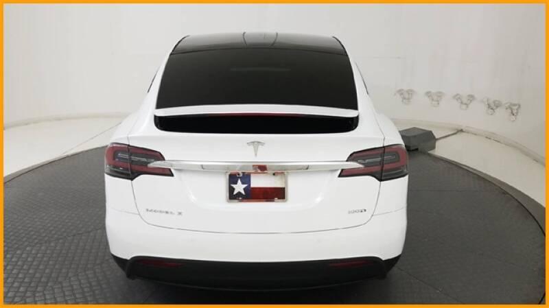 2018 Tesla Model X 100D (image 5)