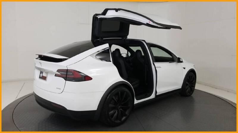 2018 Tesla Model X 100D (image 35)