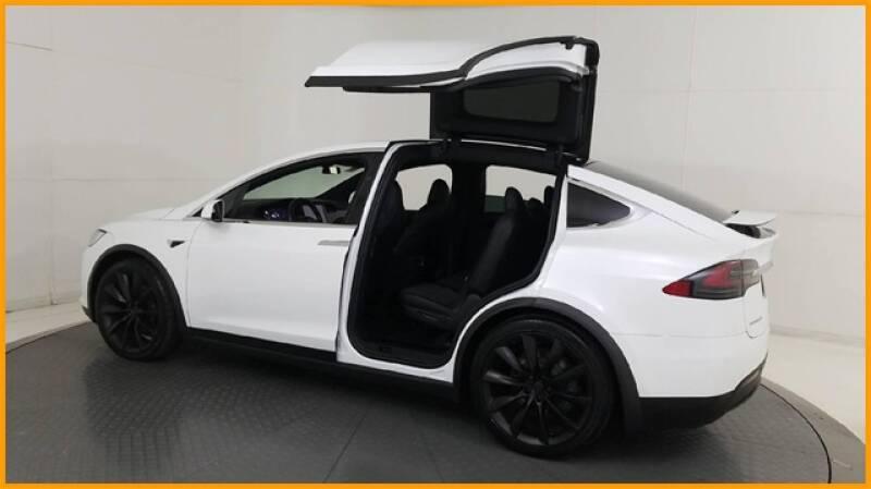 2018 Tesla Model X 100D (image 48)