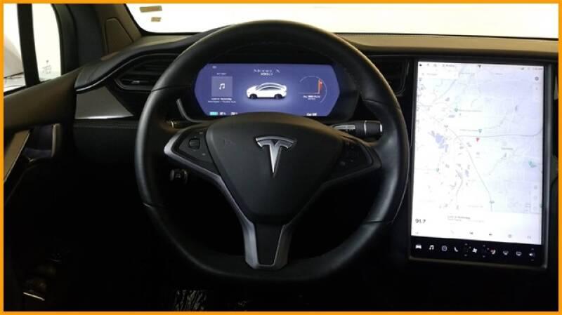 2018 Tesla Model X 100D (image 57)