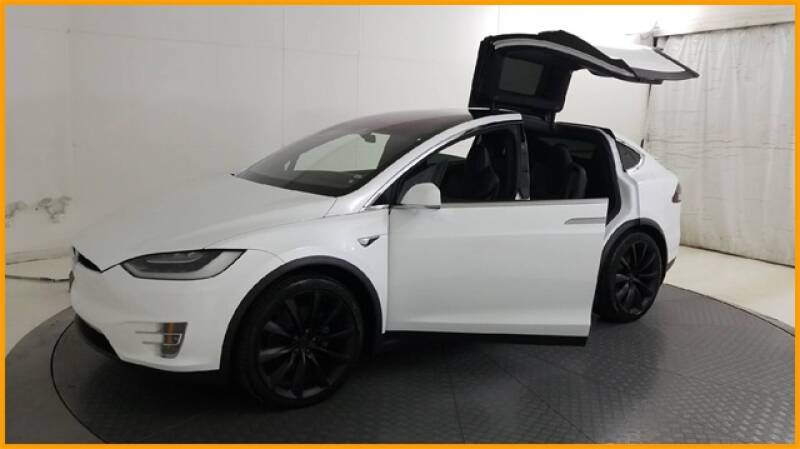 2018 Tesla Model X 100D (image 50)