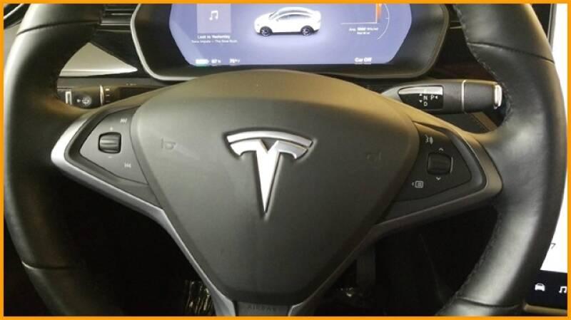 2018 Tesla Model X 100D (image 58)