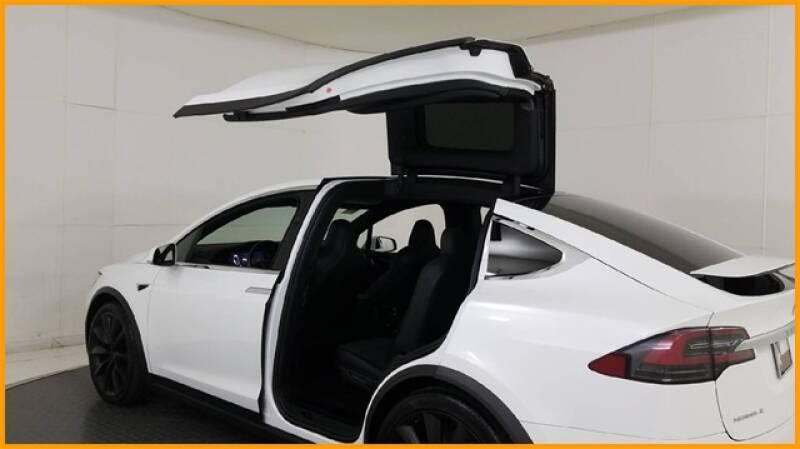 2018 Tesla Model X 100D (image 53)