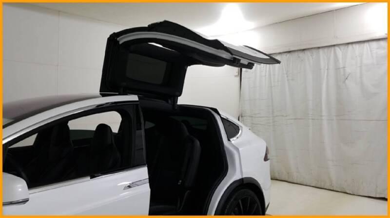 2018 Tesla Model X 100D (image 52)