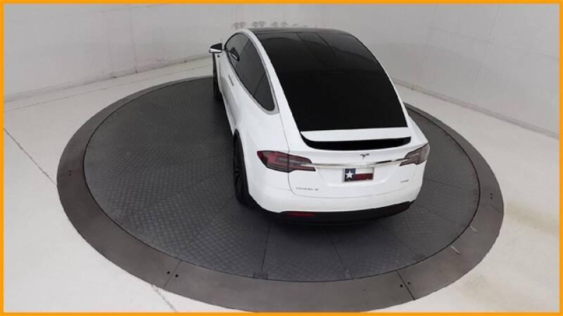 2018 Tesla Model X 100D (image 89)