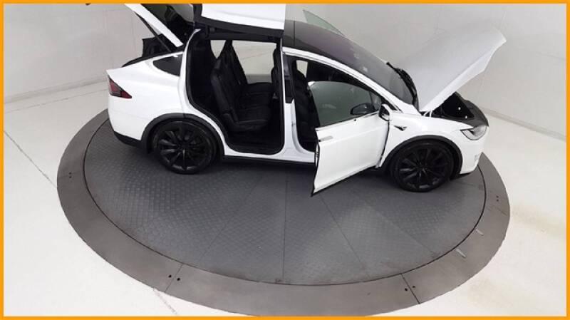 2018 Tesla Model X 100D (image 101)