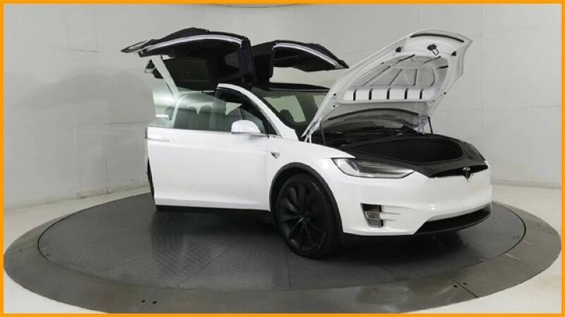 2018 Tesla Model X 100D (image 102)