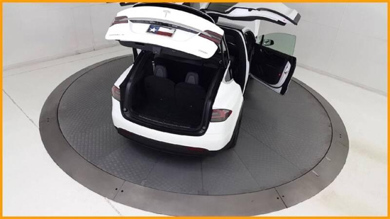 2018 Tesla Model X 100D (image 100)