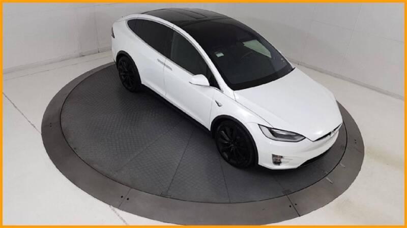2018 Tesla Model X 100D (image 86)