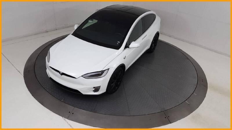 2018 Tesla Model X 100D (image 87)