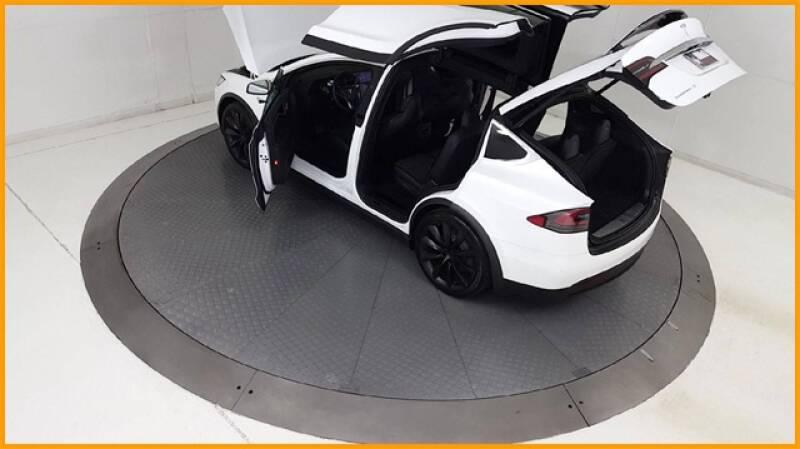 2018 Tesla Model X 100D (image 99)