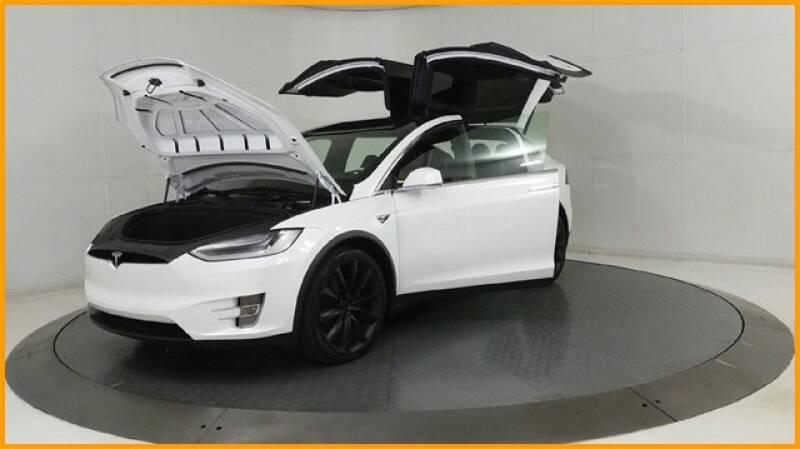 2018 Tesla Model X 100D (image 103)