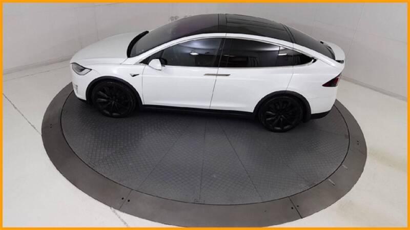 2018 Tesla Model X 100D (image 88)