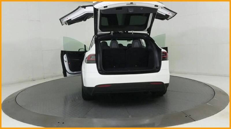 2018 Tesla Model X 100D (image 105)