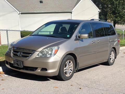 2006 Honda Odyssey for sale at Emory Street Auto Sales and Service in Attleboro MA
