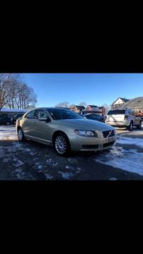 2007 Volvo S80 for sale at Emory Street Auto Sales and Service in Attleboro MA