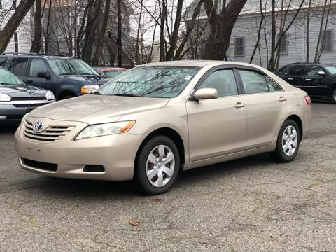 2007 Toyota Camry for sale at Emory Street Auto Sales and Service in Attleboro MA