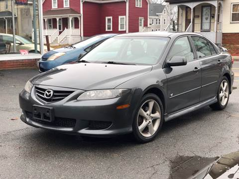 2005 Mazda MAZDA6 for sale at Emory Street Auto Sales and Service in Attleboro MA