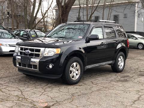 2010 Ford Escape for sale at Emory Street Auto Sales and Service in Attleboro MA