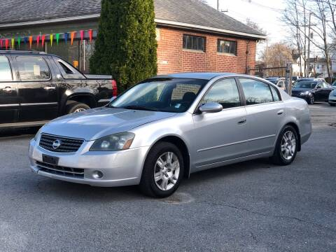 2005 Nissan Altima for sale at Emory Street Auto Sales and Service in Attleboro MA