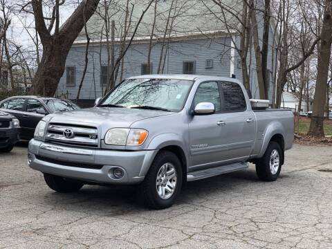 2006 Toyota Tundra SR5 for sale at Emory Street Auto Sales and Service in Attleboro MA