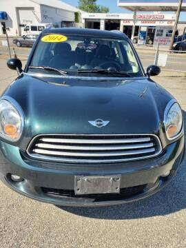 2014 MINI Countryman for sale at Emory Street Auto Sales and Service in Attleboro MA
