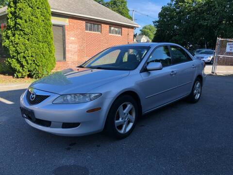 2003 Mazda MAZDA6 for sale at Emory Street Auto Sales and Service in Attleboro MA